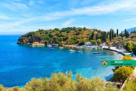 Super Escapes Travel - An all nclusive Kos, Greece hotel stay with return flights - Save 28%