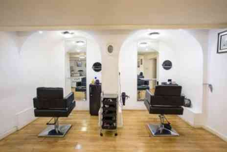 Solange Bee Hair and Beauty - Cut and Blow Dry, Half Head Highlights or Full Head LA WEAVE - Save 40%
