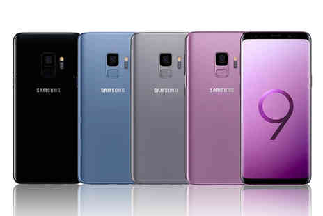 Renew Electronics - Refurbished 64GB Samsung Galaxy S9 in coral blue - Save 0%
