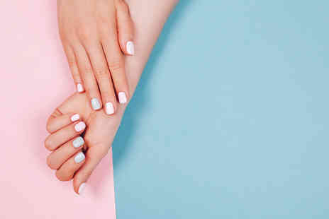 Nails by Chloe - Shellac hands or feet - Save 64%