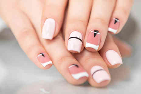 Nails by Chloe - Shellac polish and nail art on the choice of hands or feet - Save 60%