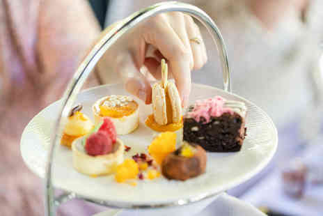 Clayton Hotel Cardiff - Sparkling afternoon tea for two people - Save 25%