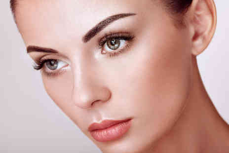 Beauty Worx Aesthetics - Eyelash lift and tint or a precision eyebrow shaping and wax - Save 65%
