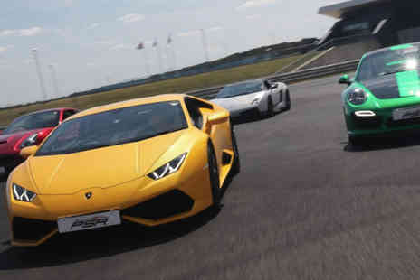 PSR Experience - One lap supercar driving experience in a Lamborghini Gallardo LP560-4 - Save 0%