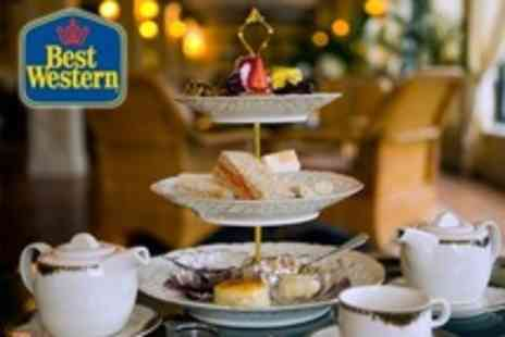 Best Western Talbot Hotel - Afternoon Tea For Two With Homemade Scones - Save 60%