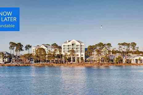 Sheraton Panama City Beach Golf and Spa Resort - Nestled along St. Andrews Bay, this sprawling Panama City resort is an ideal place to recharge - Save 0%