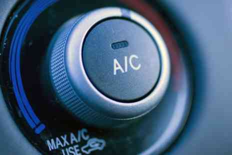 Air Con Jon - Air Conditioning Service with Re Gas - Save 53%