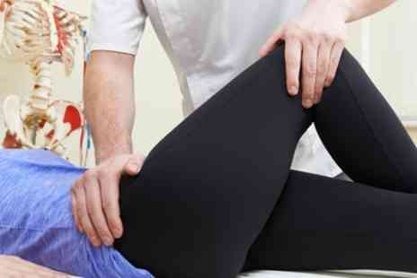 F.Y.P Injury Rehabilitation - Consultation with Rehabilitator or Osteopath with Treatment - Save 56%