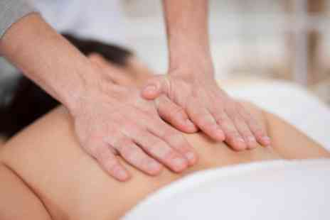 Massage Therapy Clinic Bingham - 40 Minute Back, Neck and Shoulders Massage - Save 37%