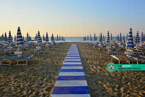Weekender Breaks - A Riccione, Italy hotel stay with return flights - Save 22%
