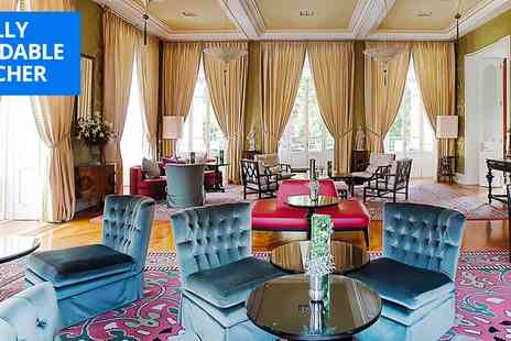 Vidago Palace Hotel - Grand palace stay including breakfast - Save 0%