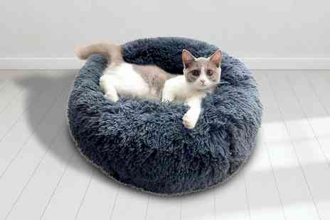Direct Sourcing - Small plush pet bed - Save 0%