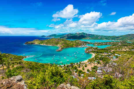 Weekender Breaks - Antigua stay and return flights - Save 24%