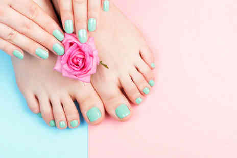 Believe in Beauty - Gel nail treatment - Save 33%