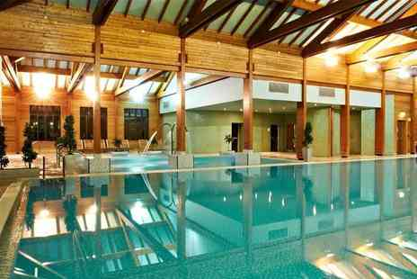 Bannatyne Spa - Four hours spa access for two people with three treatments each - Save 47%