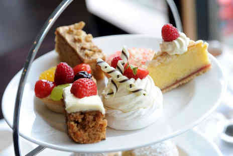 Mercure Perth Hotel - Afternoon tea for two people - Save 53%