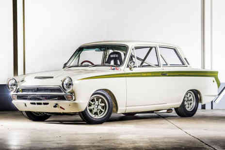 U Drive Cars - Three mile Lotus Cortina driving experience - Save 76%
