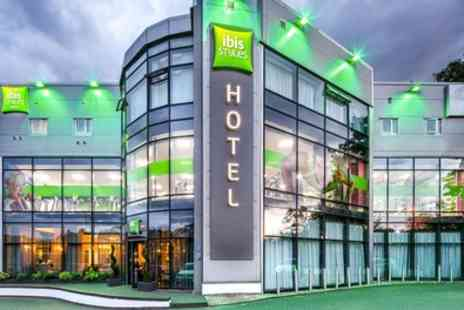 Ibis Styles Birmingham Oldbury Hotel - Double Room for Two with Two Course Dinner - Save 27%