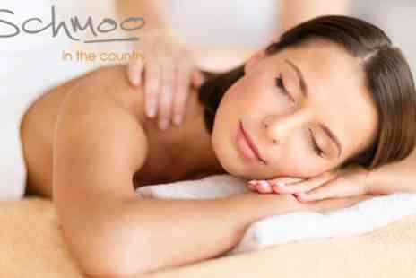 Schmoo in the Country at Hilton Puckrup Hall - Luxury Pamper Package - Save 48%