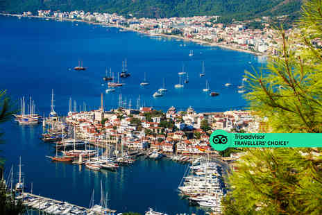 Weekender Breaks - An all inclusive Marmaris, Turkey stay with return flights - Save 0%
