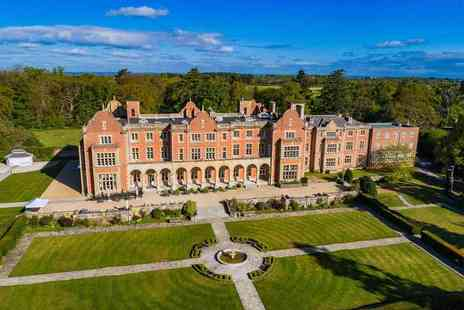 Easthampstead Park Hotel - A Berkshire stay for two people with two-course dinner, breakfast - Save 42%