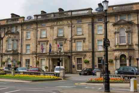 The Crown Hotel - Double Room for Two with Breakfast - Save 40%