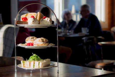 Blundell Street - Live music afternoon tea for two with a glass of Prosecco each - Save 54%