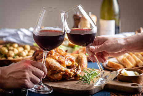 Blundell Street - Two course Sunday lunch for two people - Save 0%