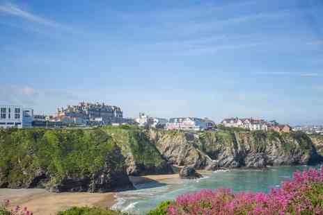 Legacy Hotel Victoria - A Newquay, Cornwall stay for two people with breakfast - Save 0%