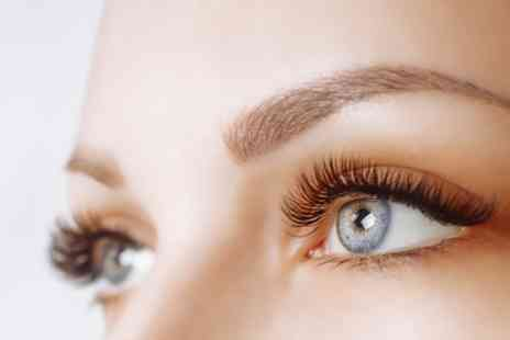 KKD Beauty - Eyebrow Microblading with Optional Touch Up - Save 56%