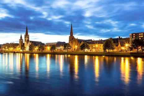 Mercure Inverness Hotel - An Inverness, Scotland stay with breakfast - Save 35%
