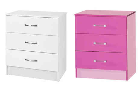 Accessory Box - Three drawer cabinet - Save 55%