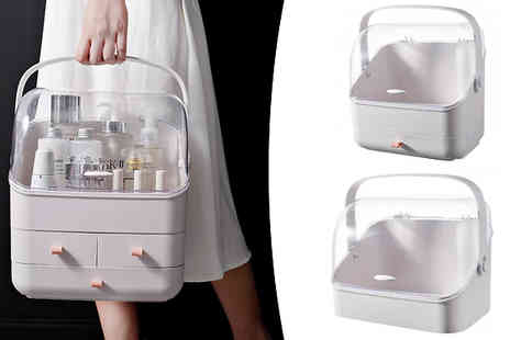 hey4beauty - Portable Make Up Organiser - Save 70%