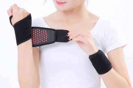 Topgoodchain - One self heating therapy wrist support - Save 0%