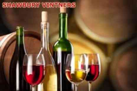 Shawbury Vintners - Two hour at home wine tasting experience for up to 6 people  - Save 87%