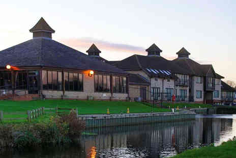 Best Western Dolphin Hotel - A St Ives, Cambridgeshire stay for two with breakfast - Save 45%