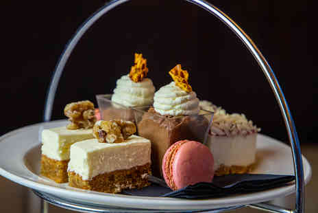 Black and White Hospitality - Traditional afternoon tea at Marco Pierre White Steakhouse Bar and Grill - Save 42%