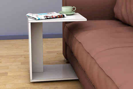IQGB - Mobile sofa side table - Save 69%