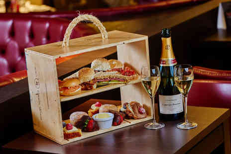 Black and White Hospitality - Italian afternoon tea for two people - Save 44%