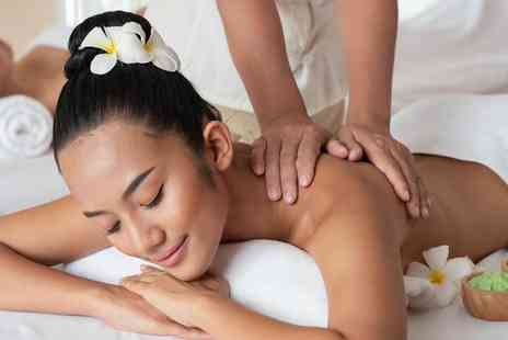 You 2 Beauty & Aesthetics - One hour pamper package including a massage and a facial - Save 74%