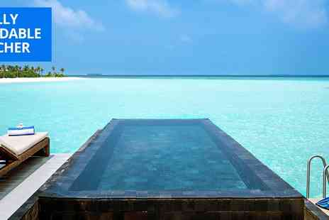 Movenpick Resort Kuredhivaru Maldives - Five star Mövenpick Maldives week - Save 44%