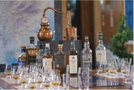 Old School Distillery - Discover the Origins and History of Whisky with Tastings for Two - Save 0%