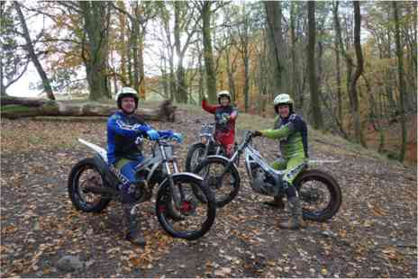 Virgin Experience Days - Full Day Trial Bike Experience - Save 0%