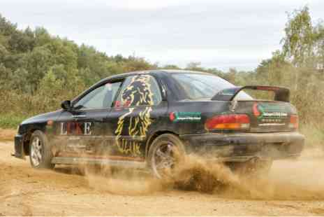Virgin Experience Days - Full Throttle Clubmans Subaru Day - Save 0%