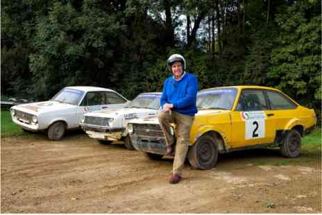 Virgin Experience Days - Full Throttle Clubmans Escort MK2 Day - Save 0%