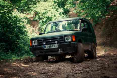 Virgin Experience Days - Introductory Junior Off Road Experience - Save 0%