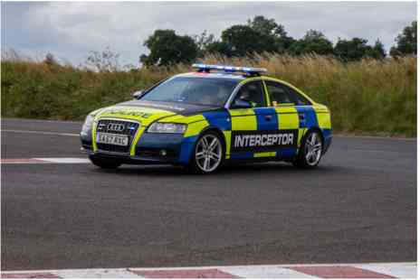Virgin Experience Days - Police Car Track Driving Experience - Save 0%