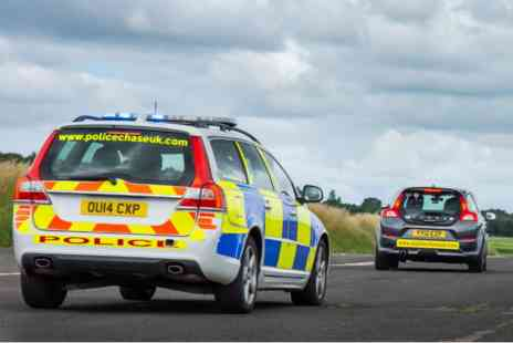 Virgin Experience Days - Outrun the Police Interceptors Driving Experience - 23/10/2020
