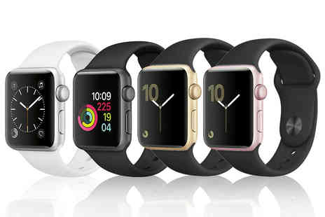 Renew Electronics - Refurbished 38mm Apple Watch Series - Save 0%
