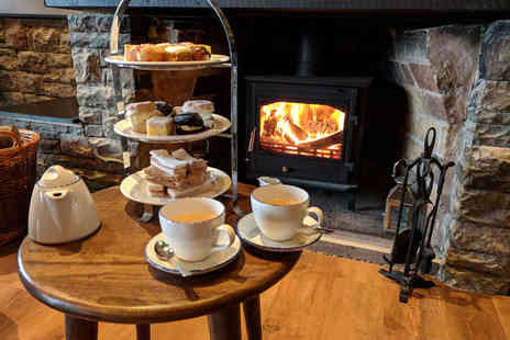 The Windermere Hotel - Traditional afternoon tea for two people - Save 37%